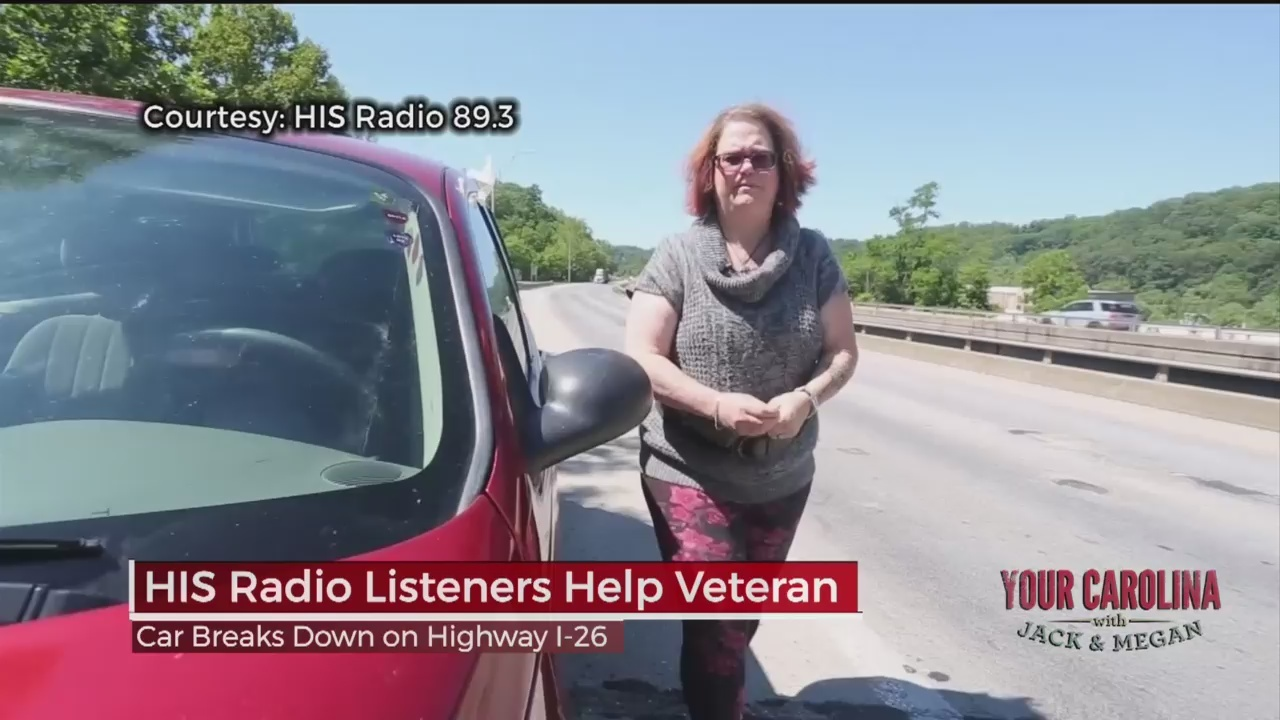 HIS Radio Listeners Help Stranded Asheville Veteran