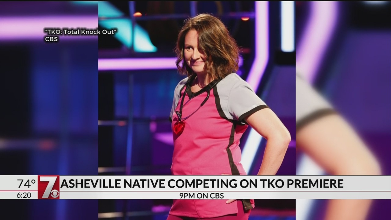 Asheville Woman Competing on TKO: Total Knock Out