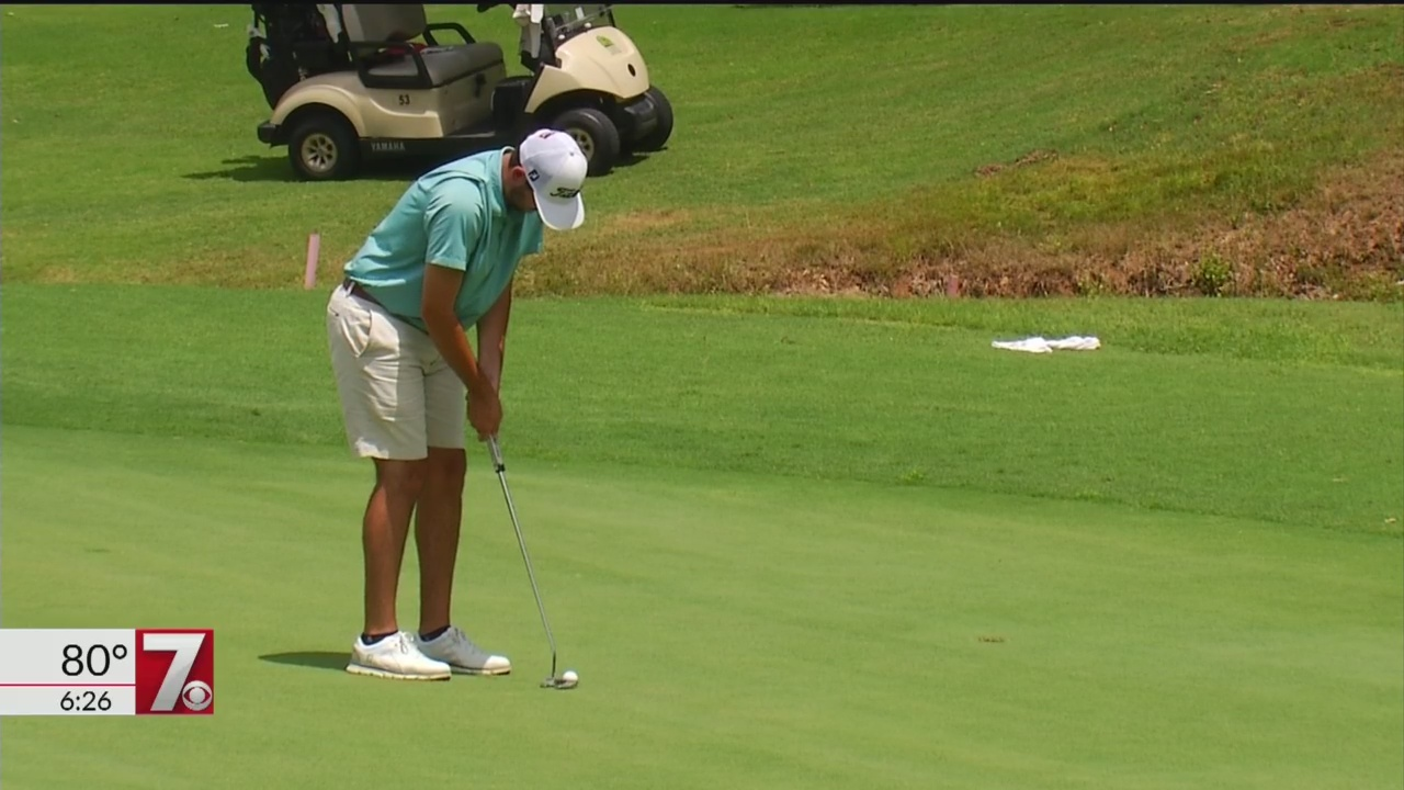 Danny Brock Shoots Final Round 67 to Win Greenville County Amateur by Four Shots