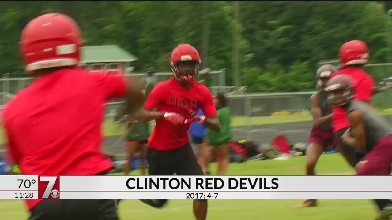 High School Red Zone: Clinton Red Devils