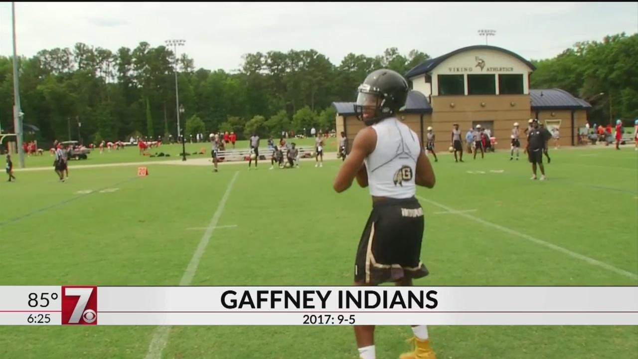 High School Red Zone: Gaffney Indians