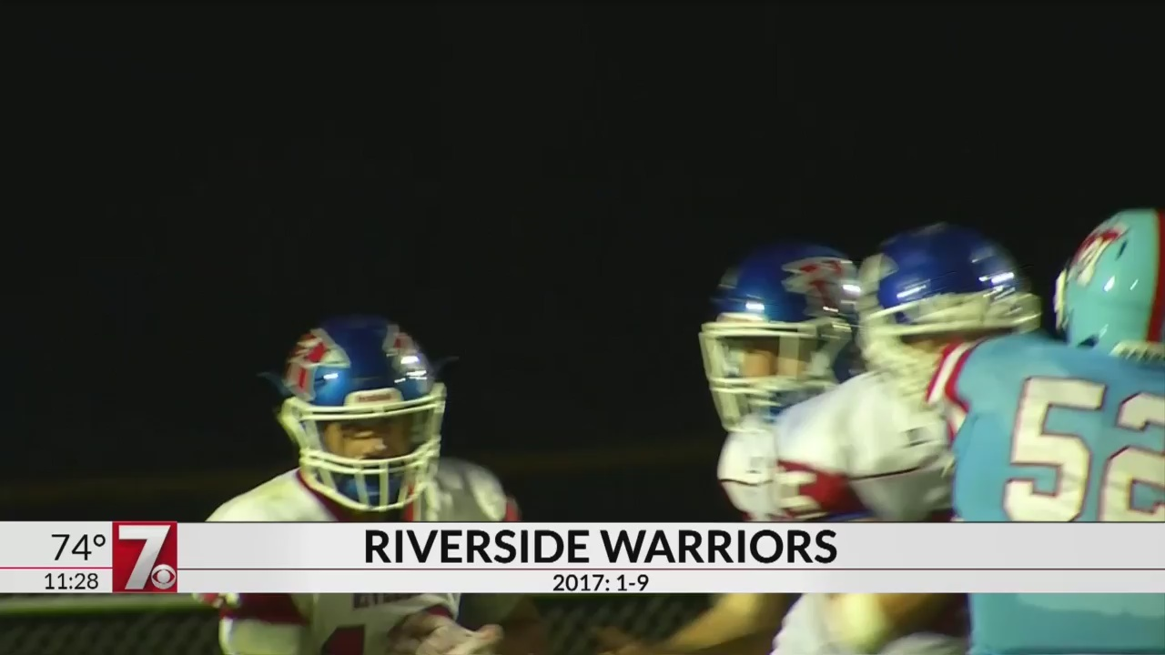 High School Red Zone: Riverside Warriors