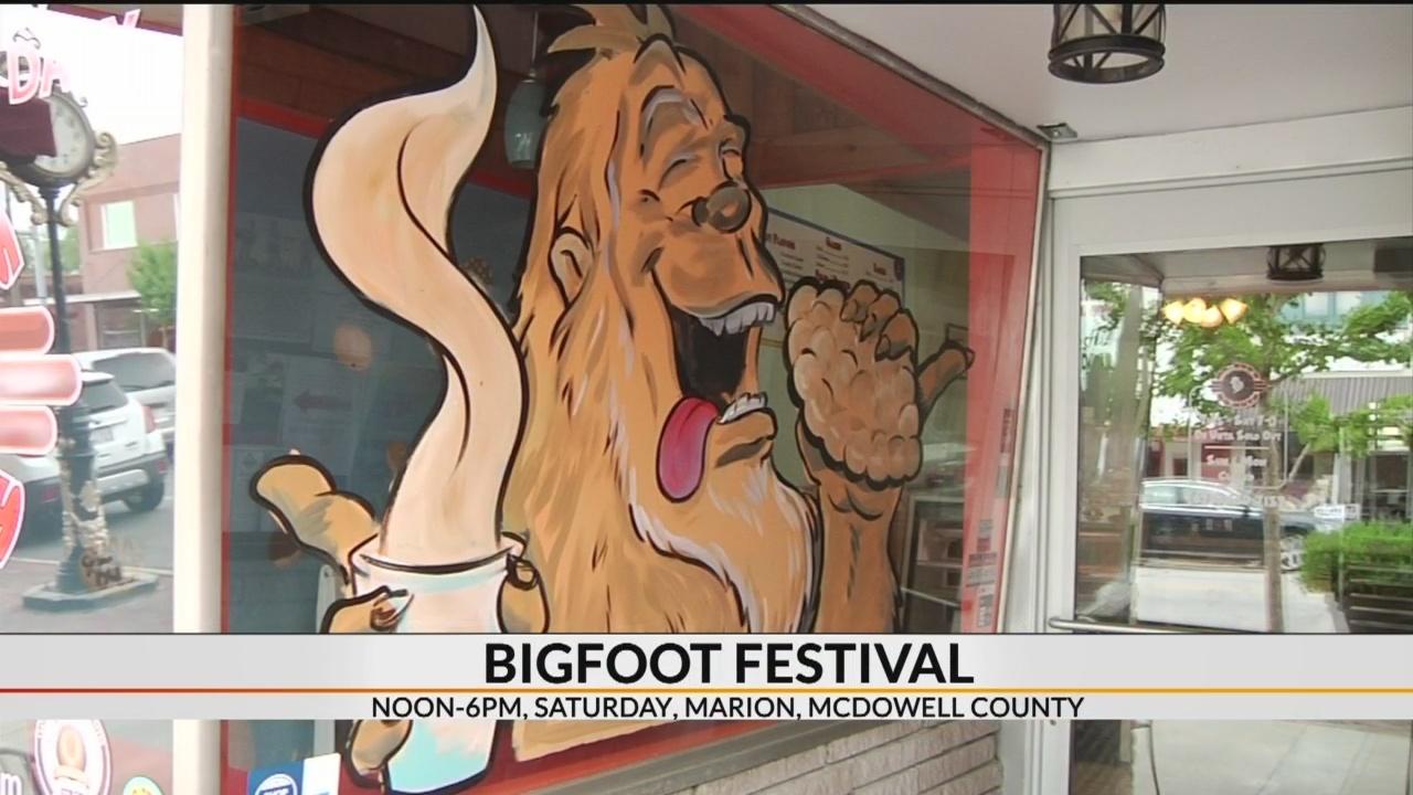 Bigfoot Festival bringing Sasquatch enthusiasts to Marion