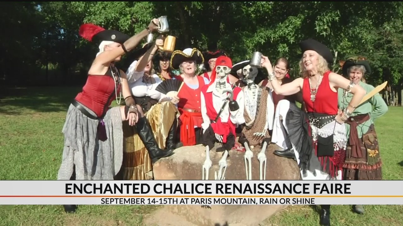 Greenville Renaissance Faire offers storm evacuees entertainment