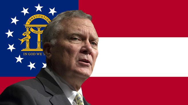Nathan Deal Georgia Flag_87509