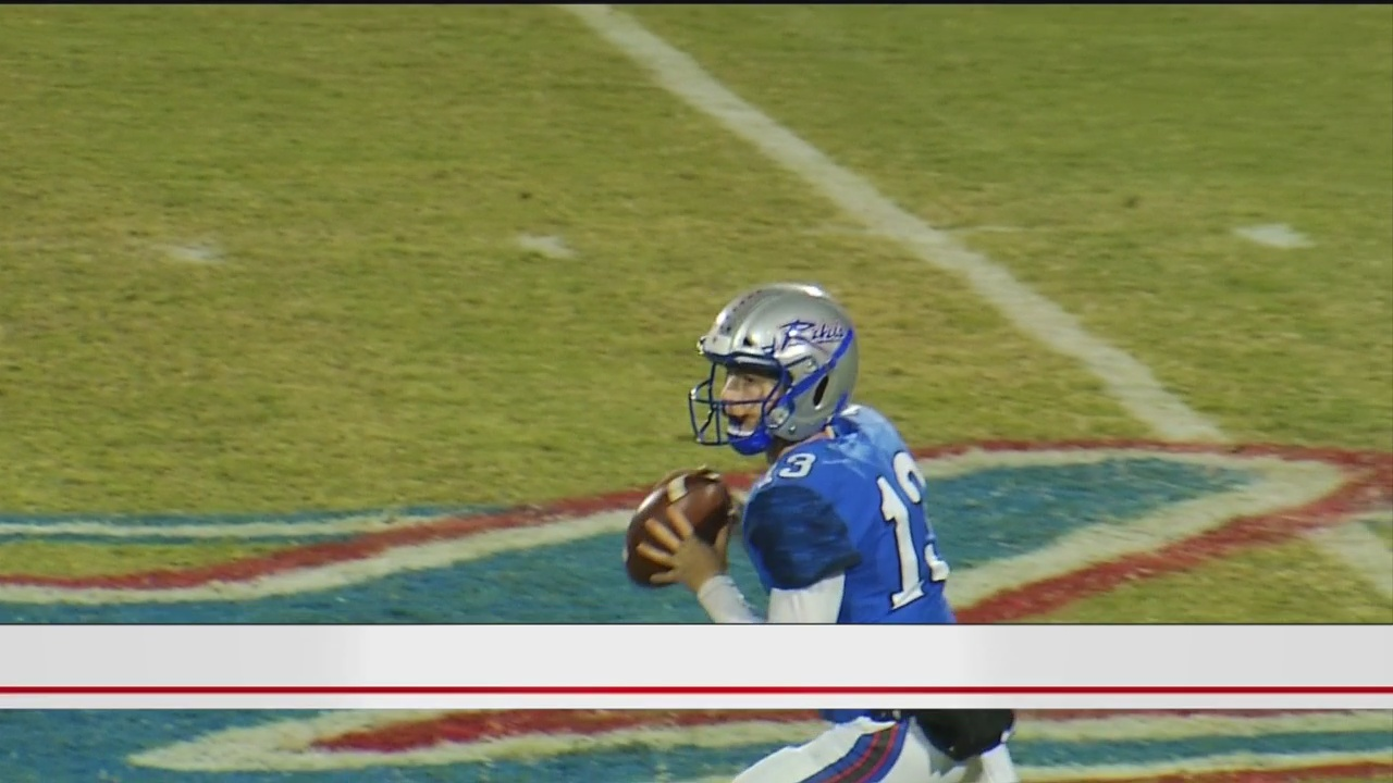 Star Of The Week: Lawrence Scott, QB, Byrnes