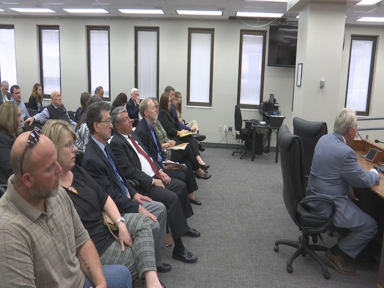 Senate Corrections Subcommittee