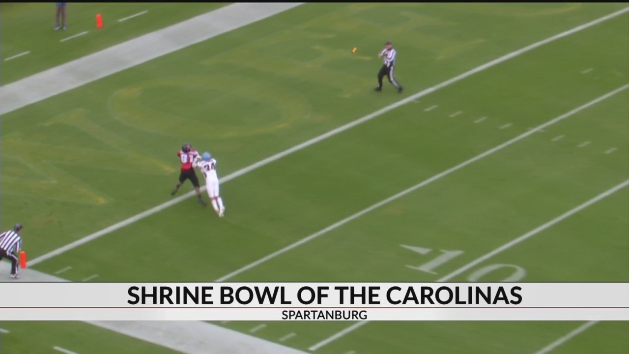 Shrine Bowl of the Carolinas Finishes in a 10-10 Tie