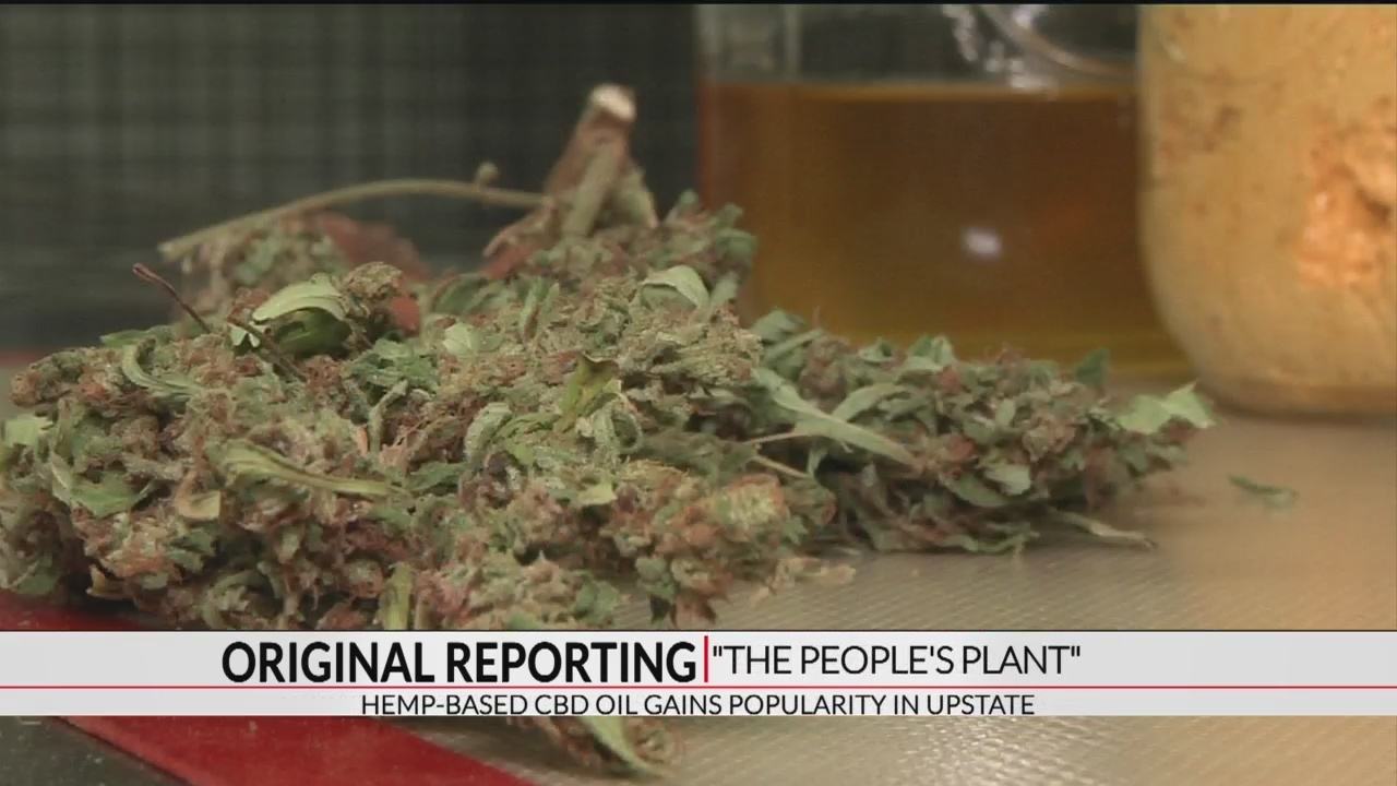 The People's Plant: Hemp-based CBD oil gains popularity in the Upstate