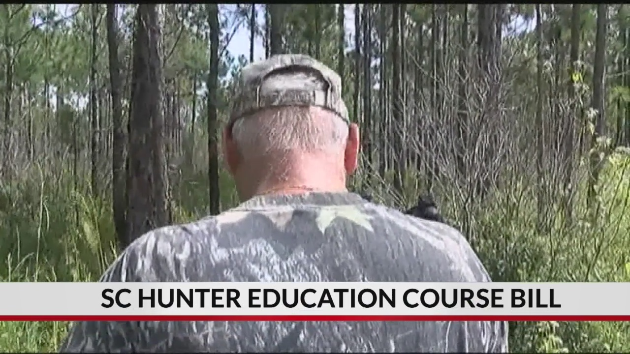 SC lawmaker proposes changes to requirements for hunting license