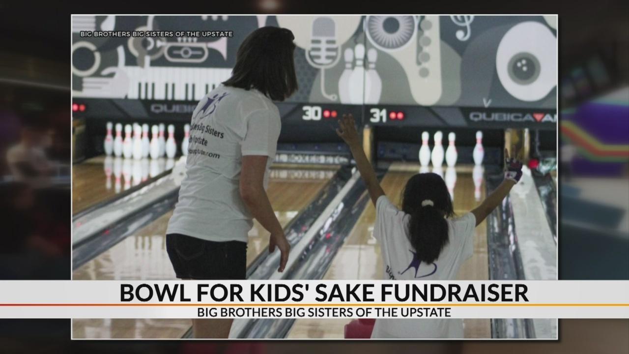 Bowl for Kids' Sake fundraiser
