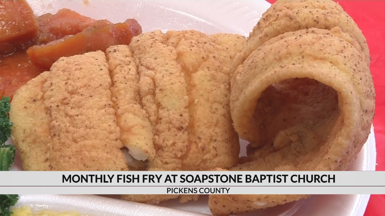 Hidden history: Fish fry ministry at Soapstone Baptist Church