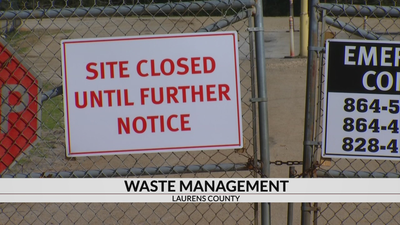 Trash transfer site closed in Clinton, officials make deal with