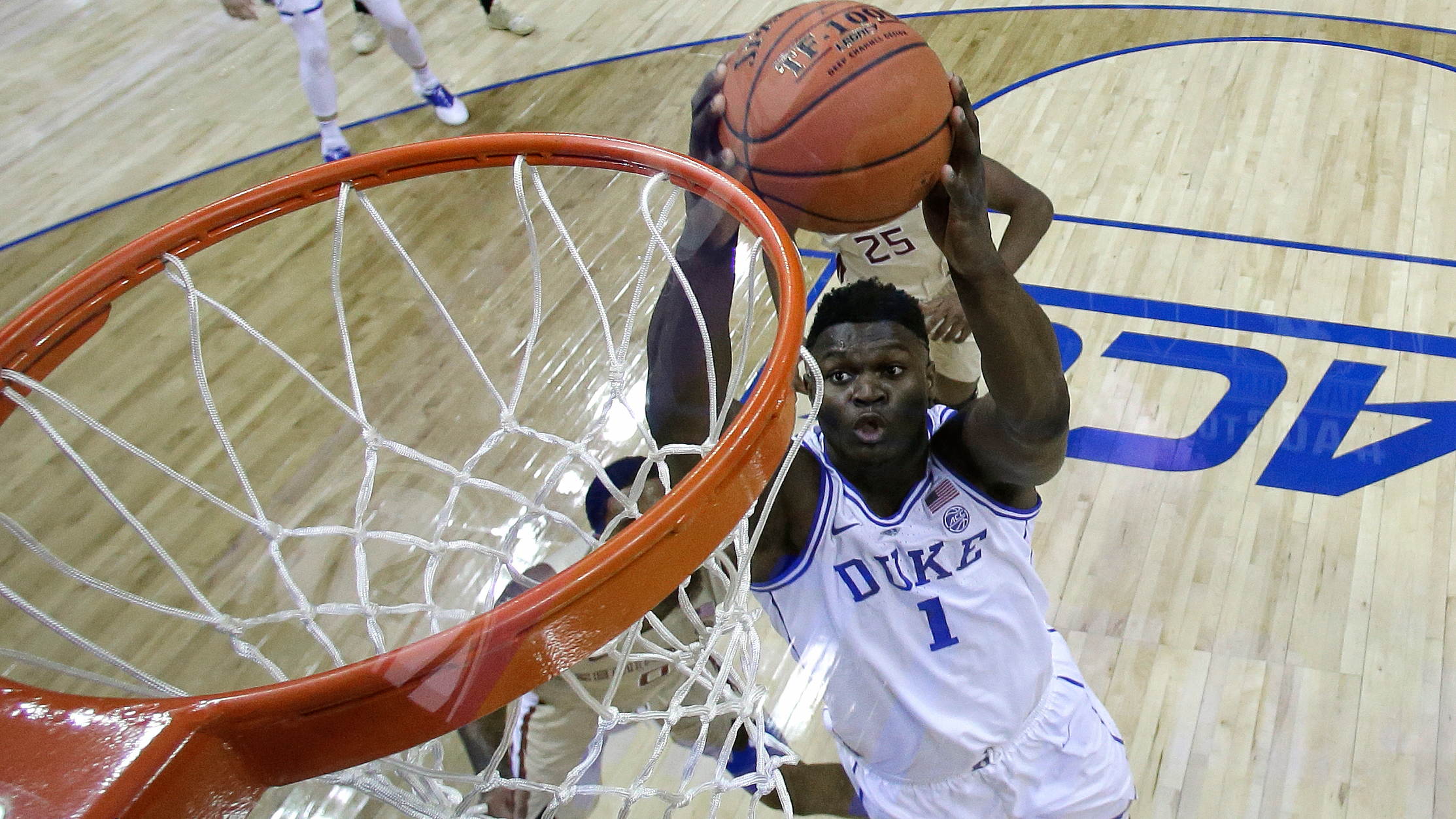 Zion Williamson Duke NCAA