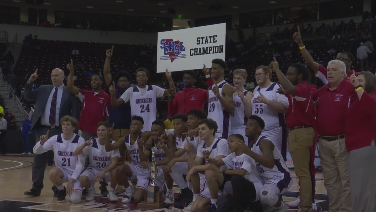 High Point Academy Boys Win 1-A State Championship; High Point Girls Come Up Short in Title Quest