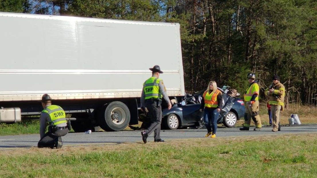 Rutherfordton driver killed in US-74 crash