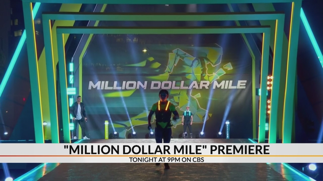 Lebron James' show 'Million Dollar Mile' premieres tonight on CBS
