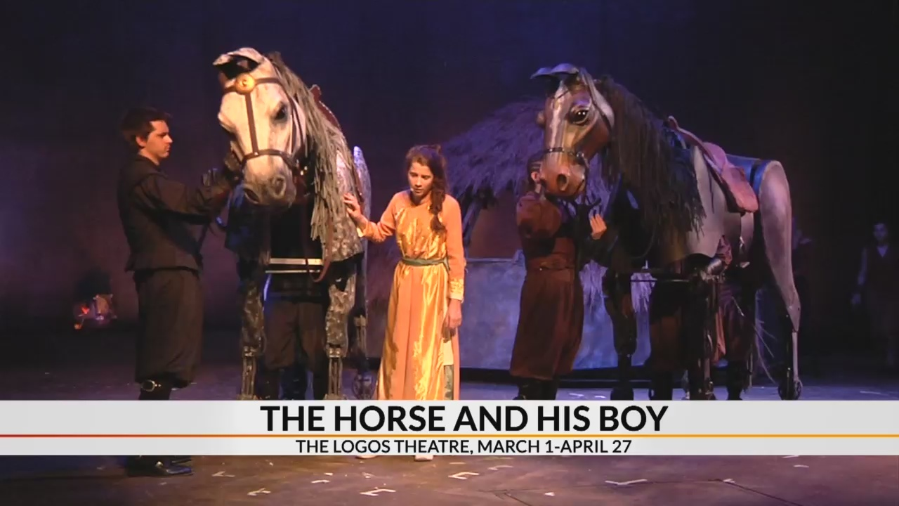 Logos Theatre presents US premiere for The Horse and His Boy