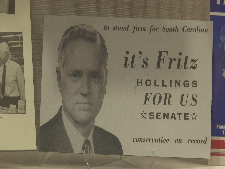 Senator Fritz Hollings