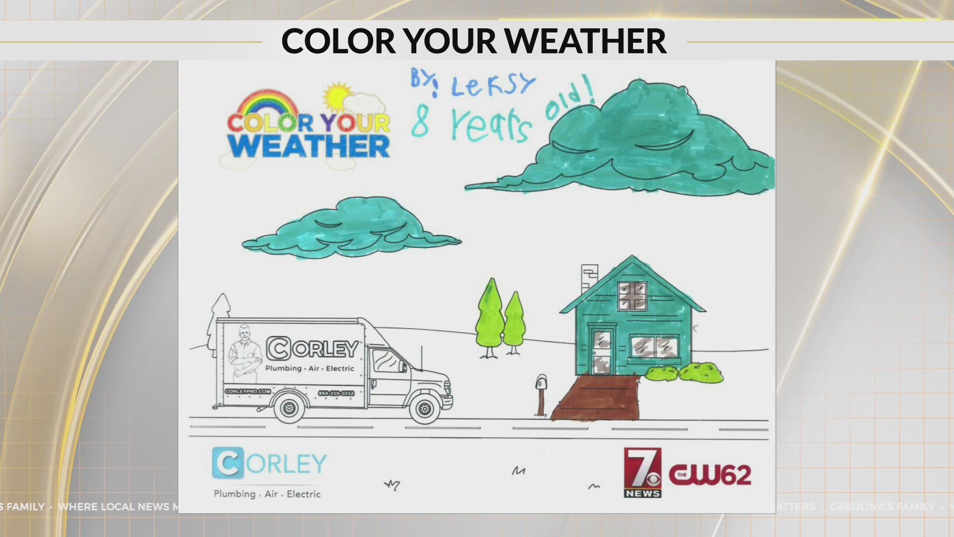 Color Your Weather: Leksy