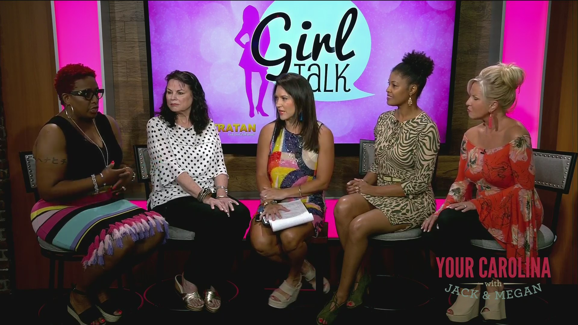 It Is Time For Girl Talk