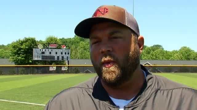 Landon Powell Talks About North Greenville Becoming a DII Baseball Power and This Weekend's Super Regional Series
