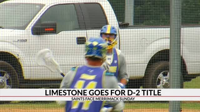 Limestone Prepares For Sunday's Division II Lacrosse National Title Game
