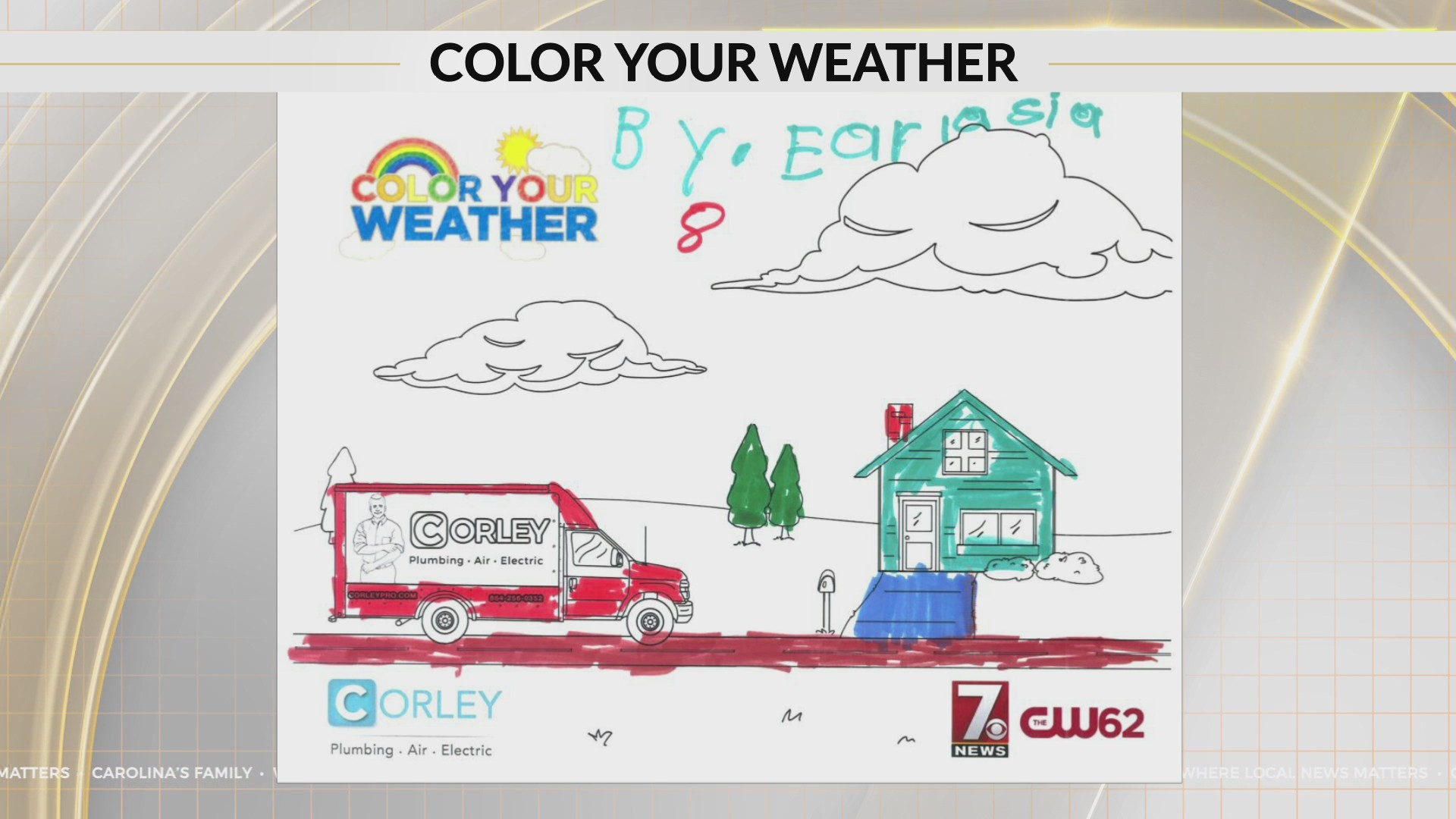 Color Your Weather: Eurasia