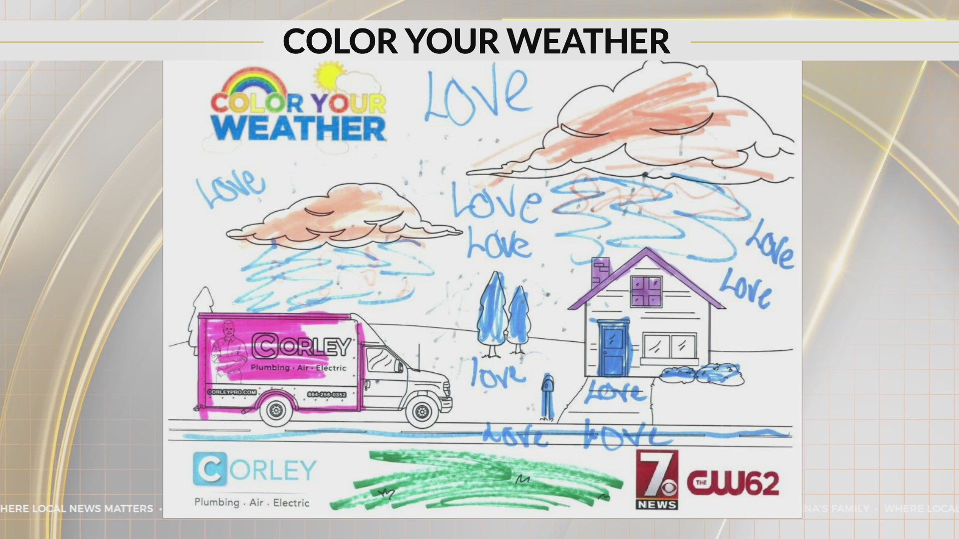 Color Your Weather Sonja