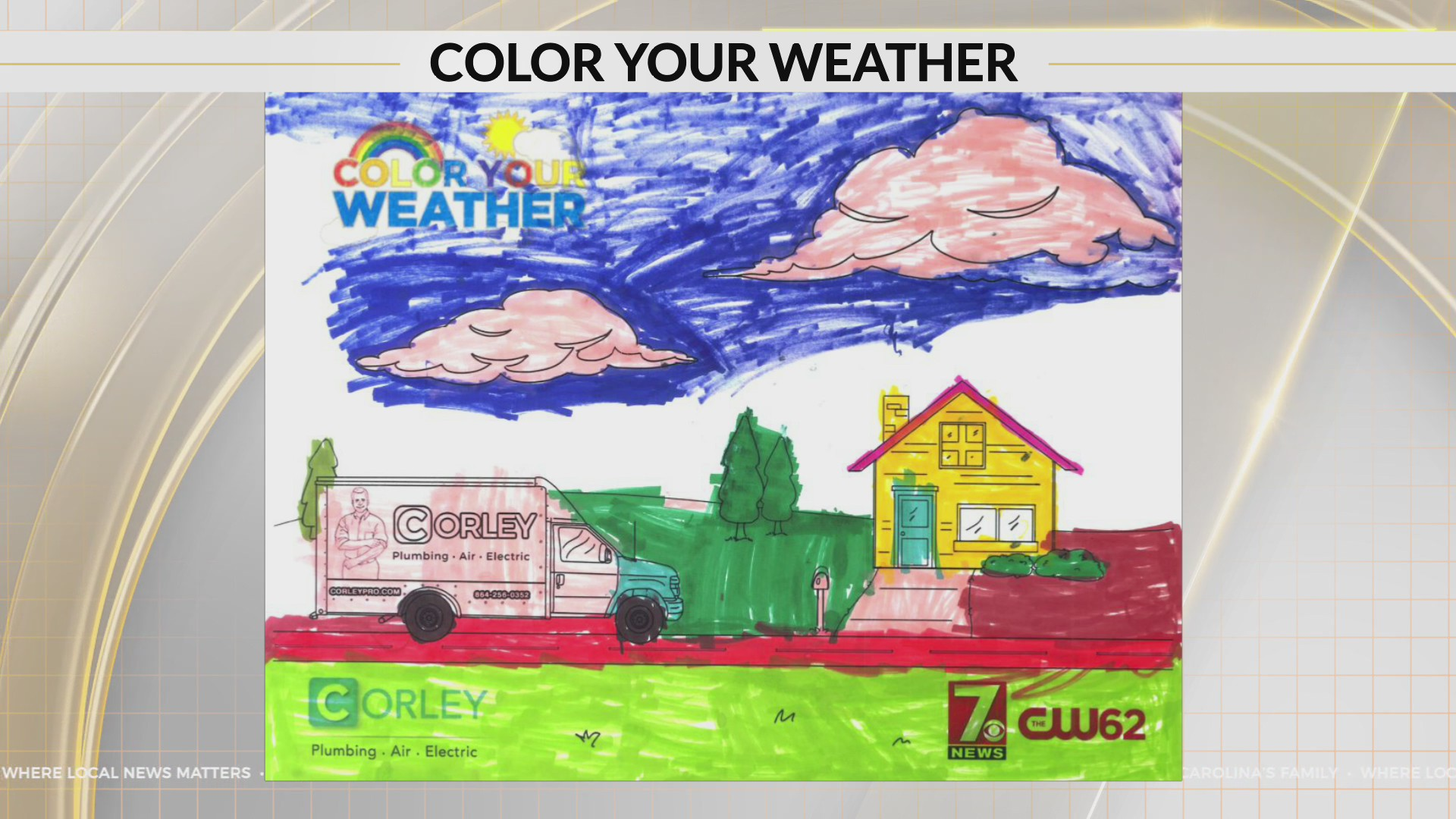 Color your Weather: Tiffany