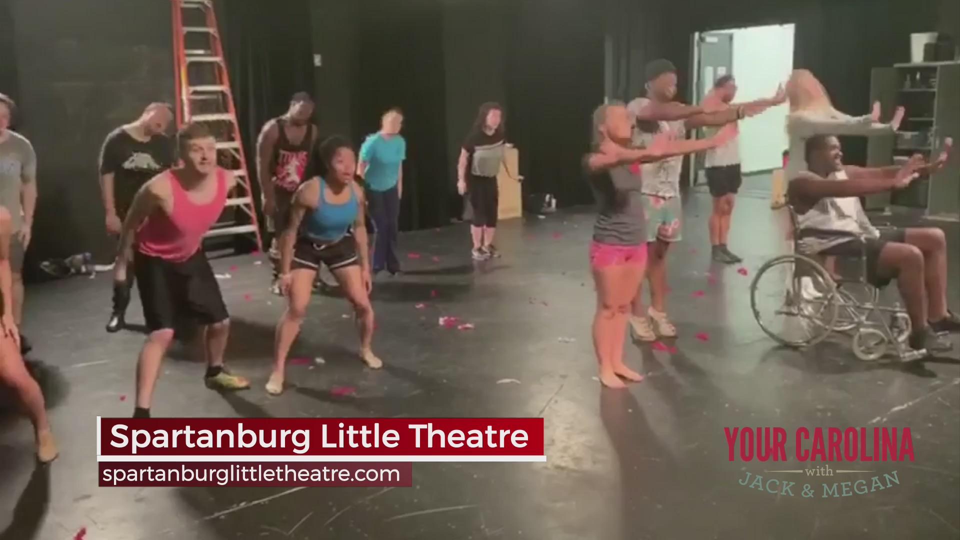 Spartanburg Little Theatre presents: The Rocky Horror Show