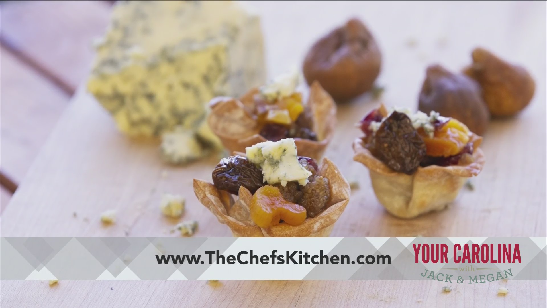 Chef's Kitchen - Macerated Dried Fruit