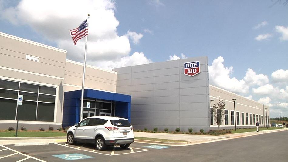 RiteAid distribution center closing in Spartanburg County