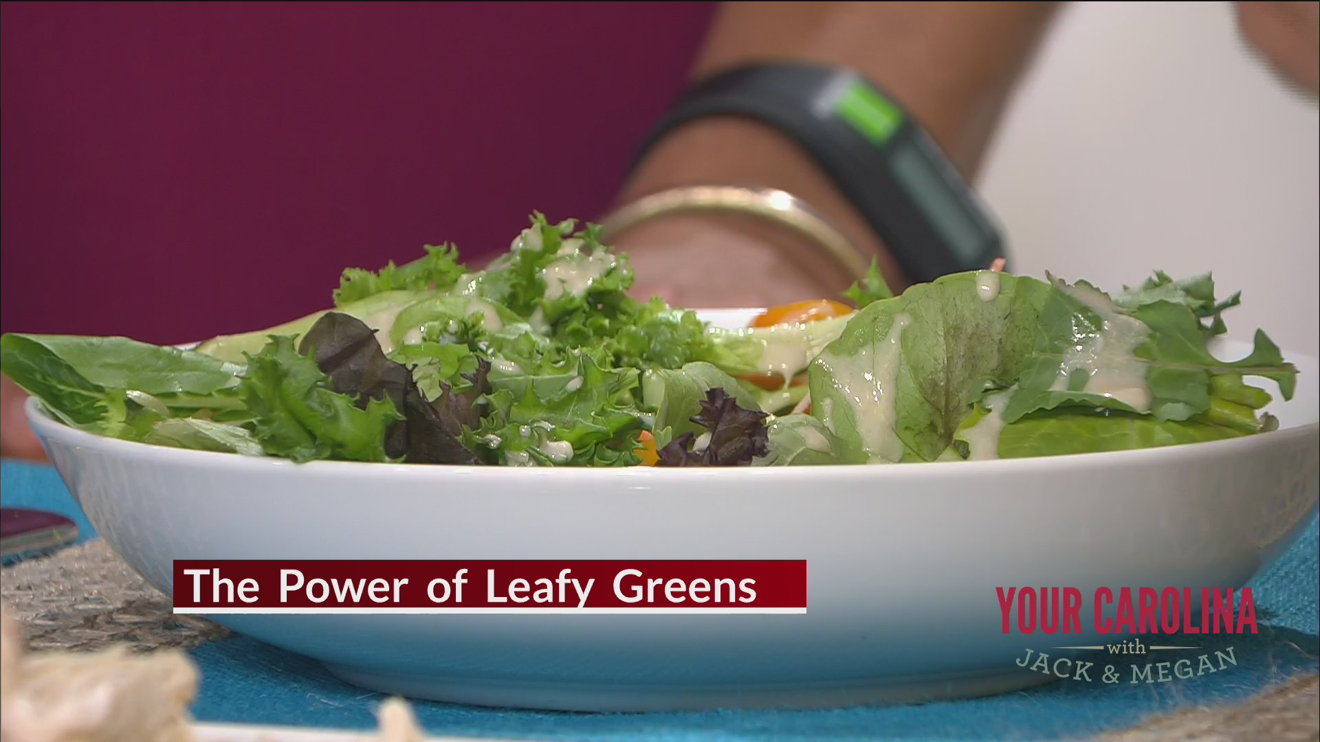 The Power Of Leafy Greens