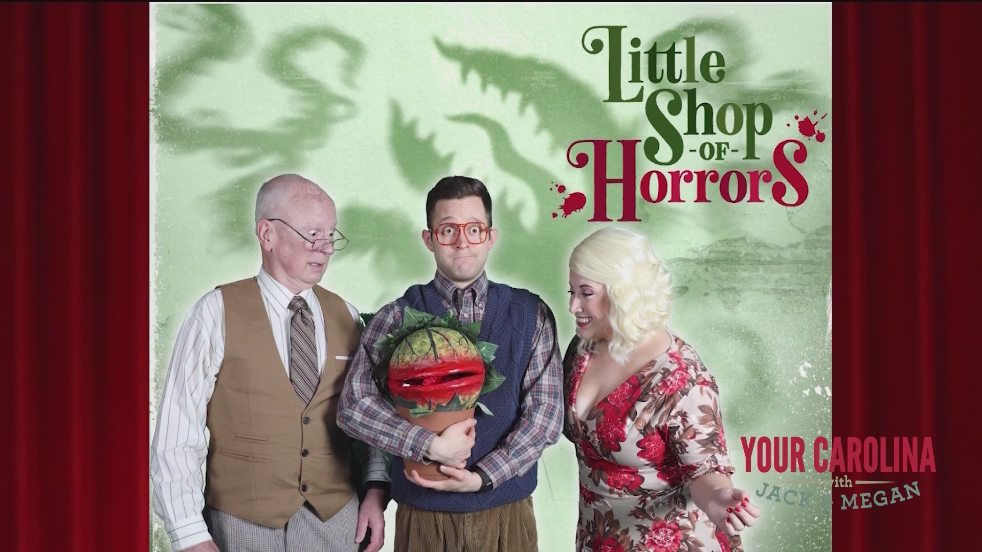 "Centre Stage Presents ""Little Shop of Horrors"""