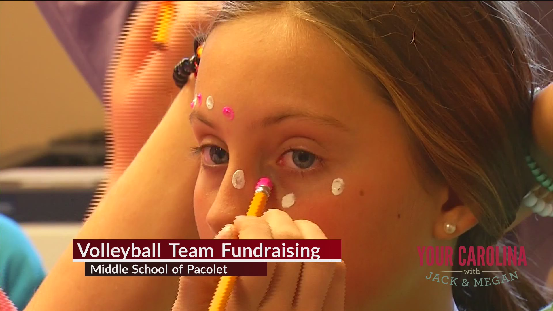 Good News - Volleyball Team Fundraising