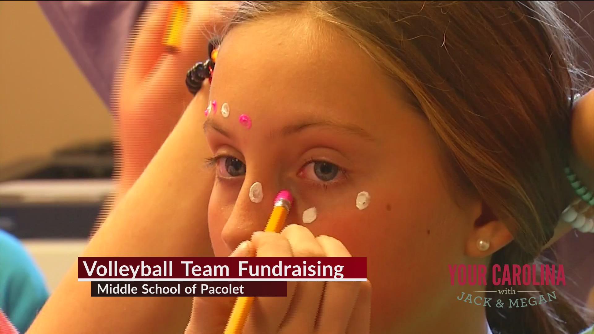 Good News - Volleyball Team Fundraising