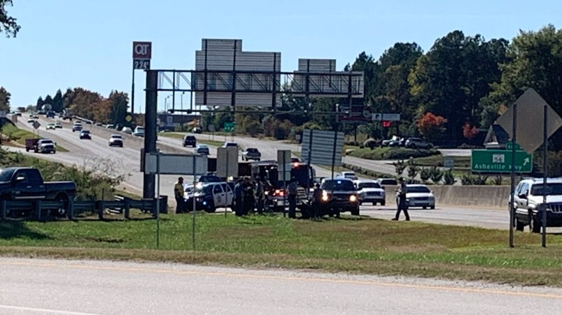 Crews Responding To Motorcycle Crash On