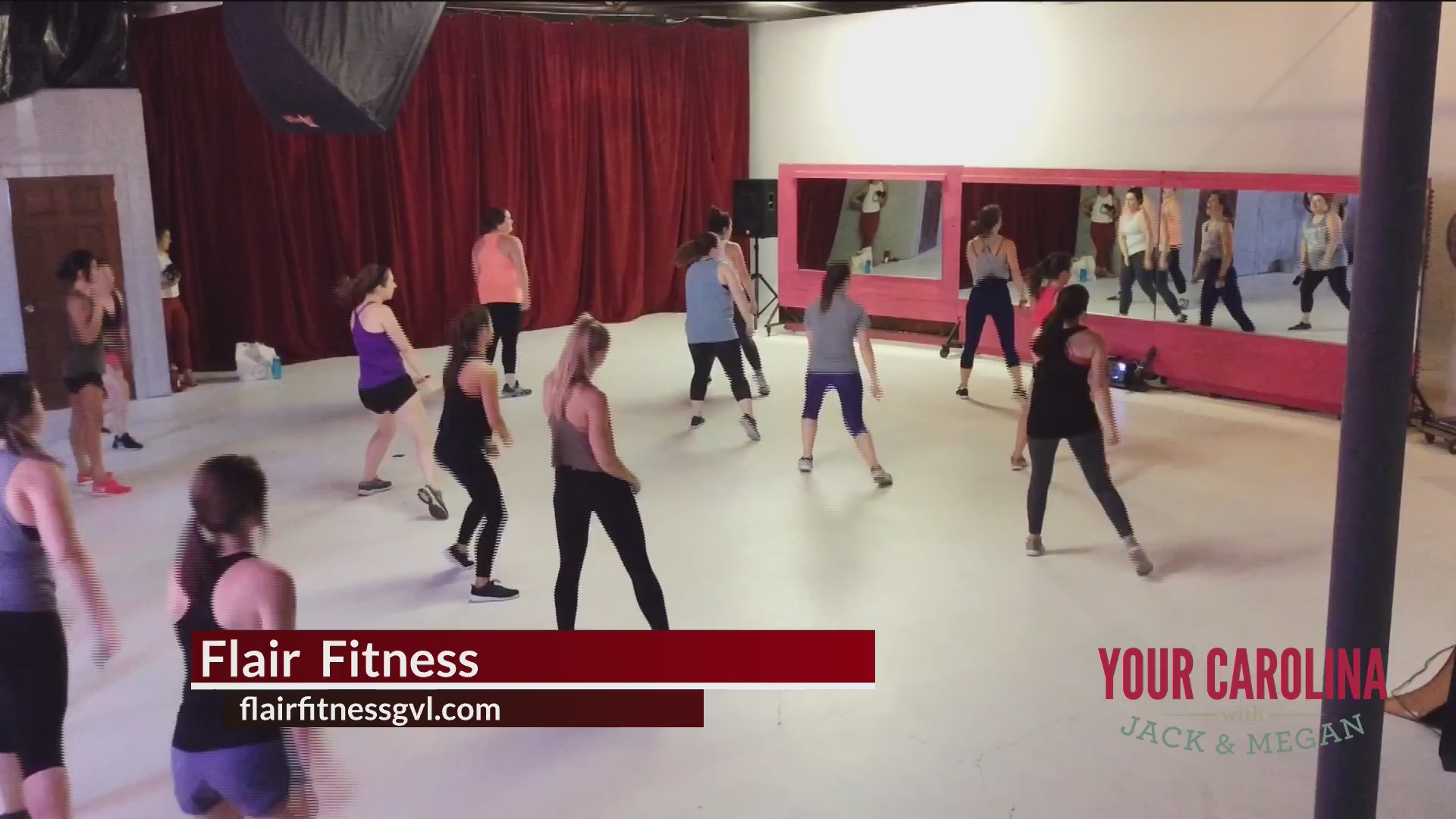 Move It Monday - Flair Fitness