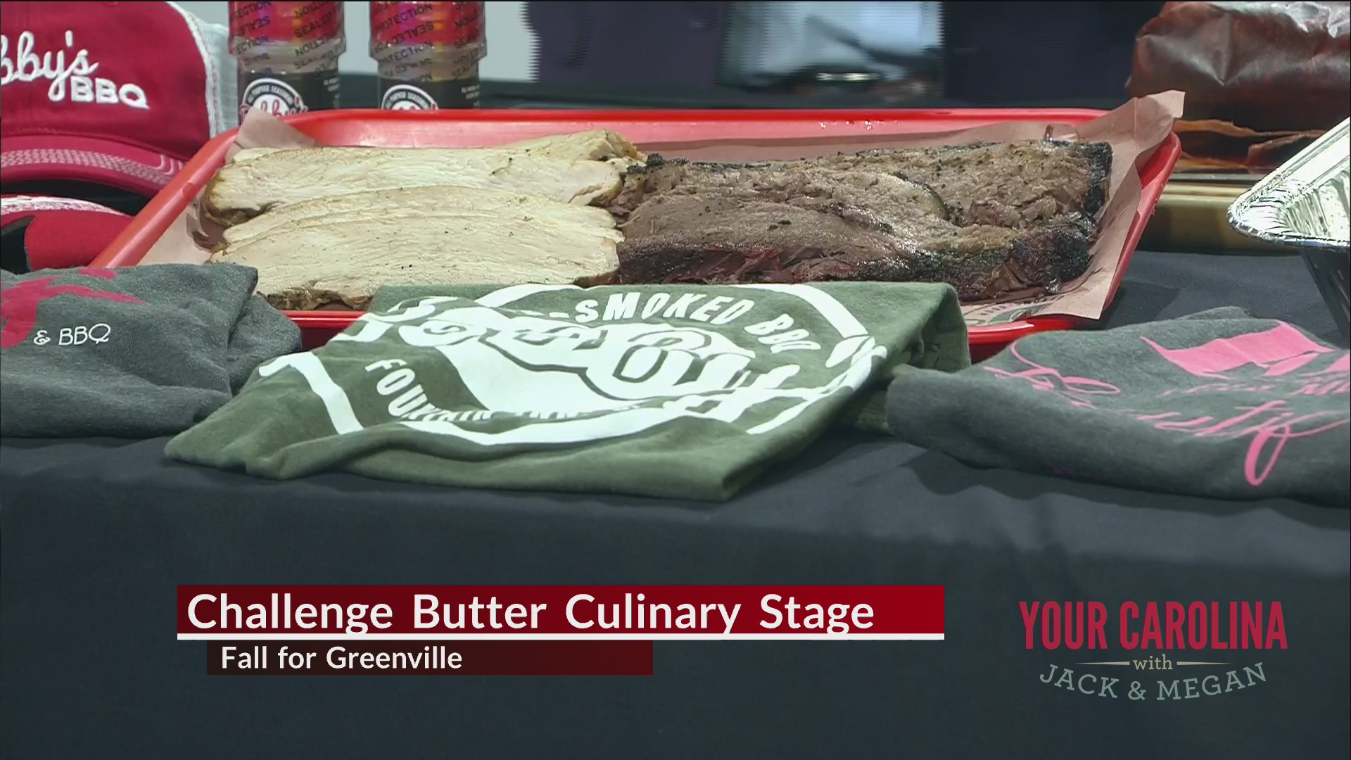 Culinary Demos All Weekend At Fall For Greenville