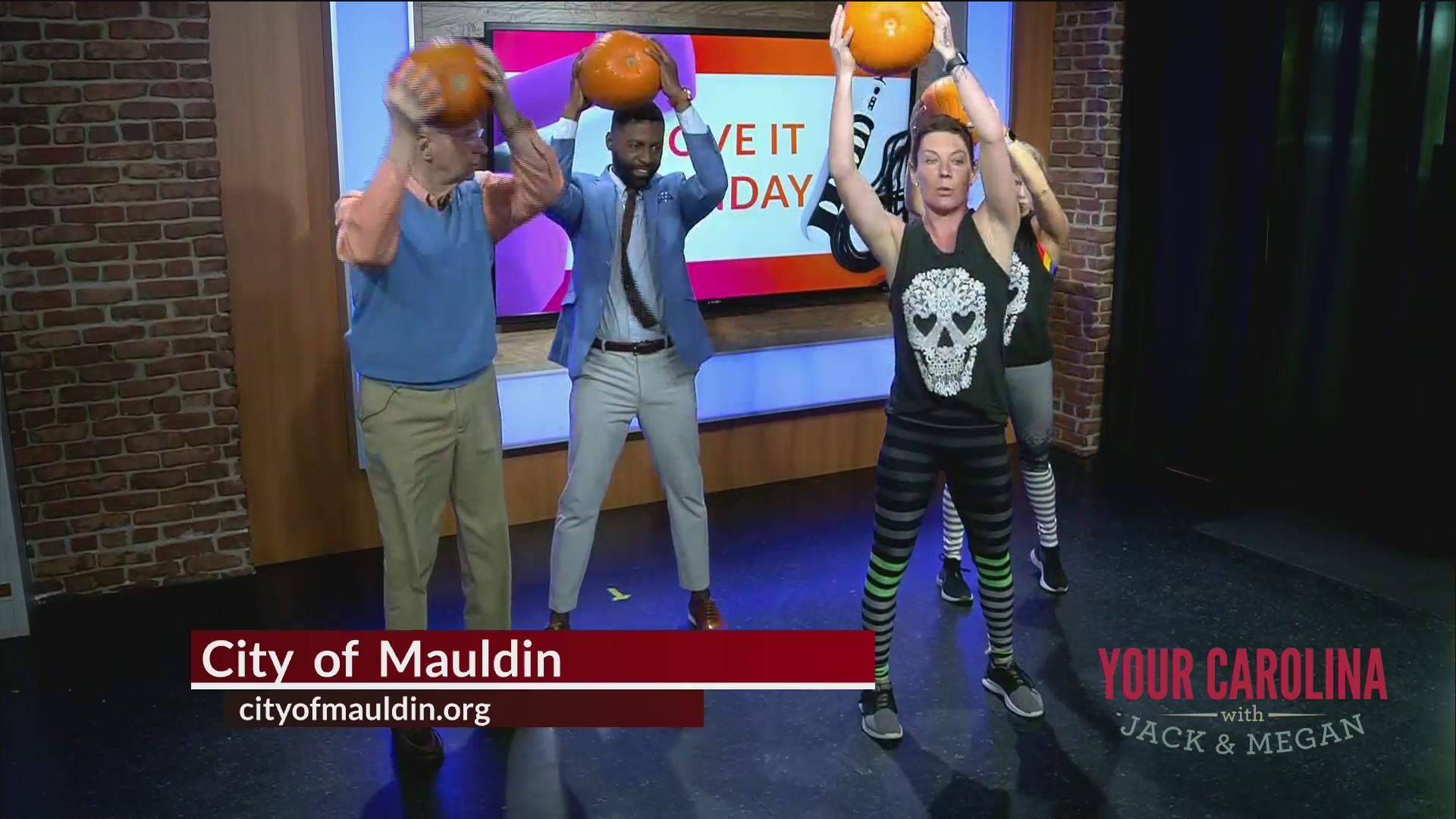 Move It Monday - Pumpkin Workout
