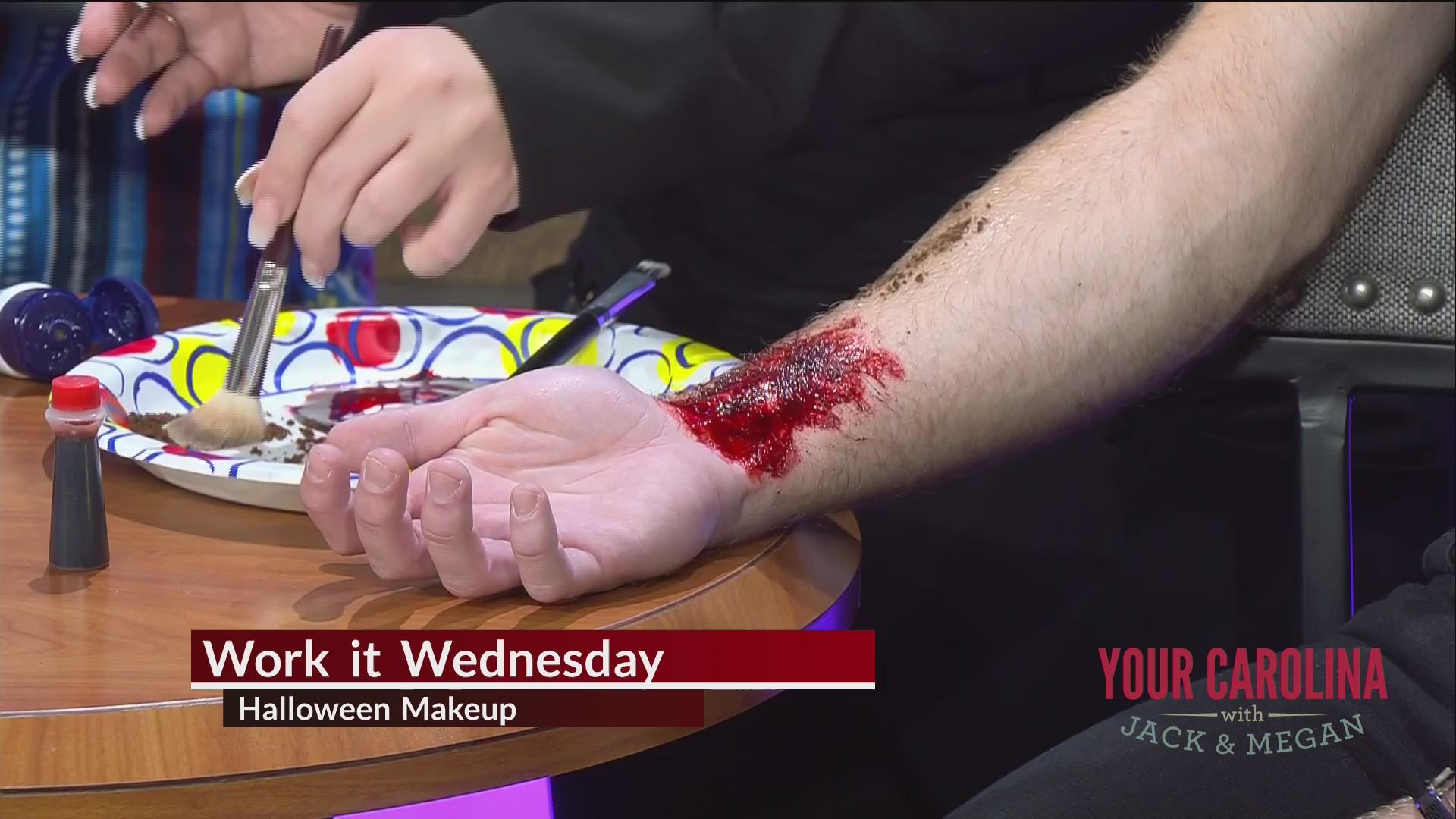 Work It Wednesday - DIY Halloween Makeup Tips