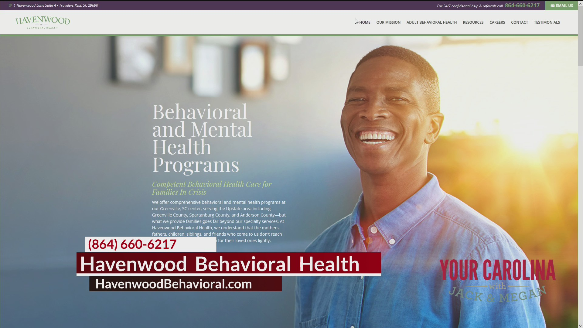 Havenwood Behavioral Health - Mental Health Care For Veterans