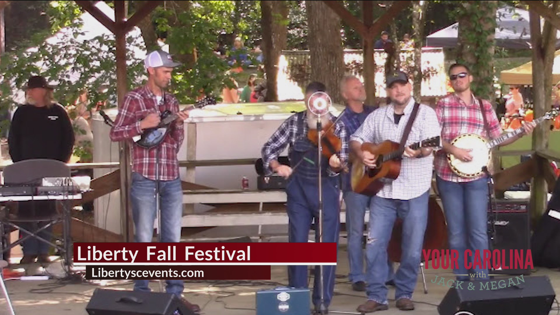 Fall for Liberty Bluegrass Festival