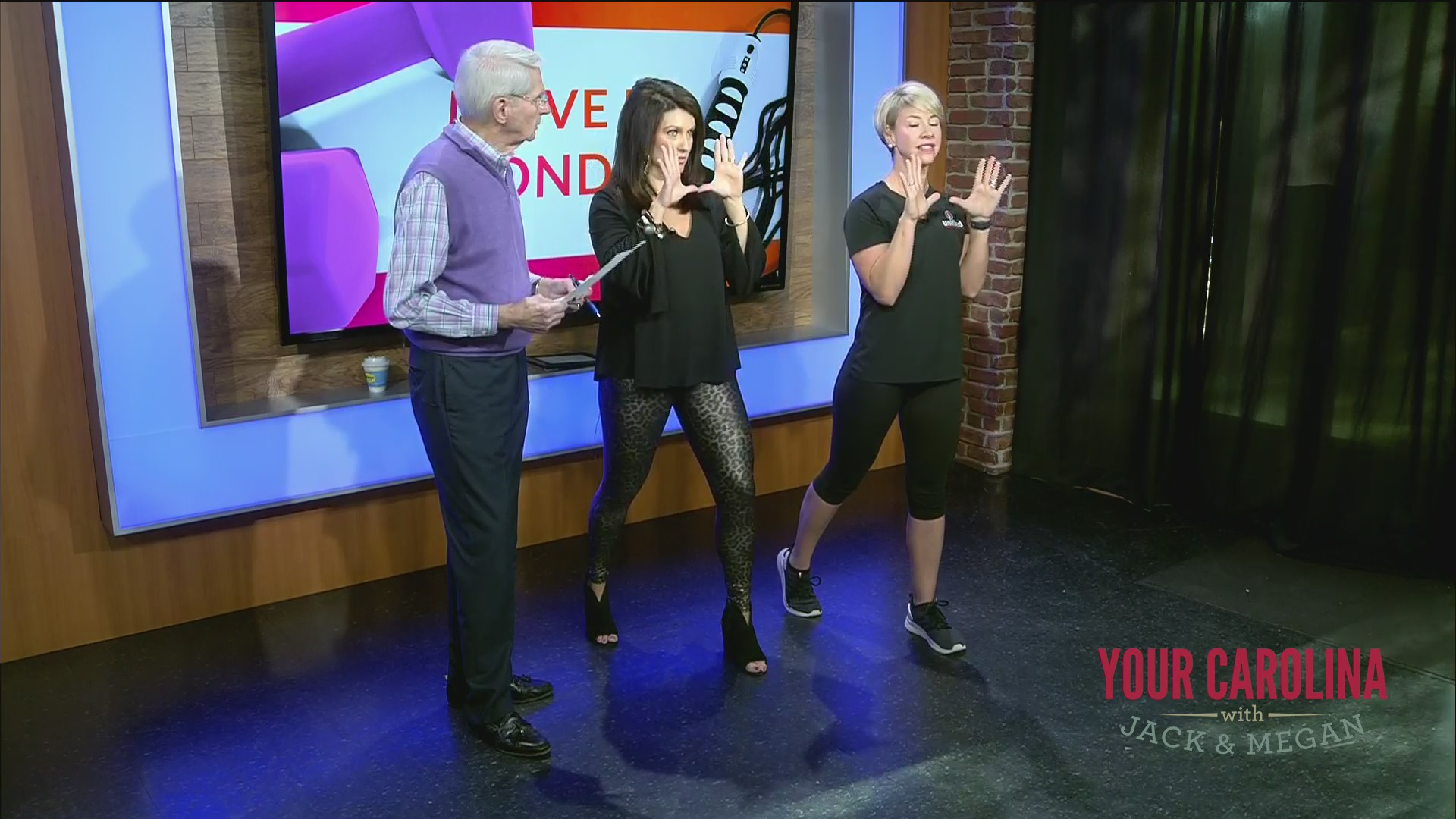 Move It Monday - Self Defense Tips