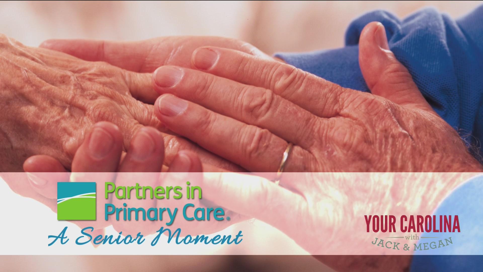 A Senior Moment - High Blood Pressure