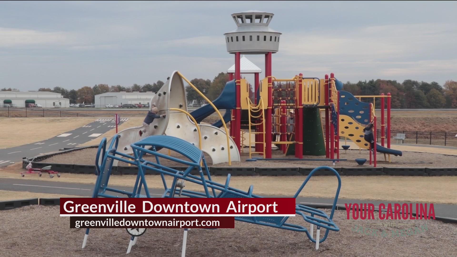 Popularity of Greenville's Runway Park soars
