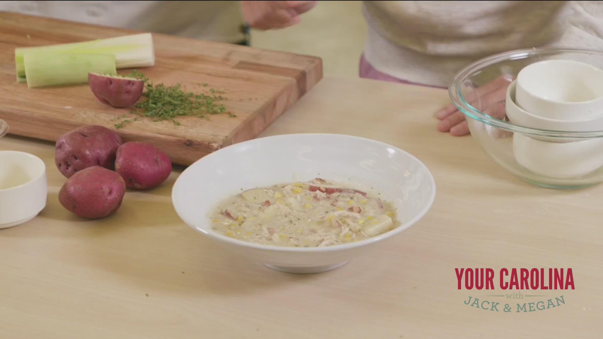 Chef's Kitchen - Rotisserie Chicken and Potato Chowder