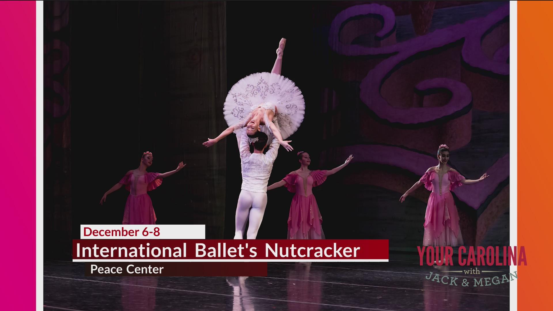 International Ballet's Nutcracker at The Peace Center