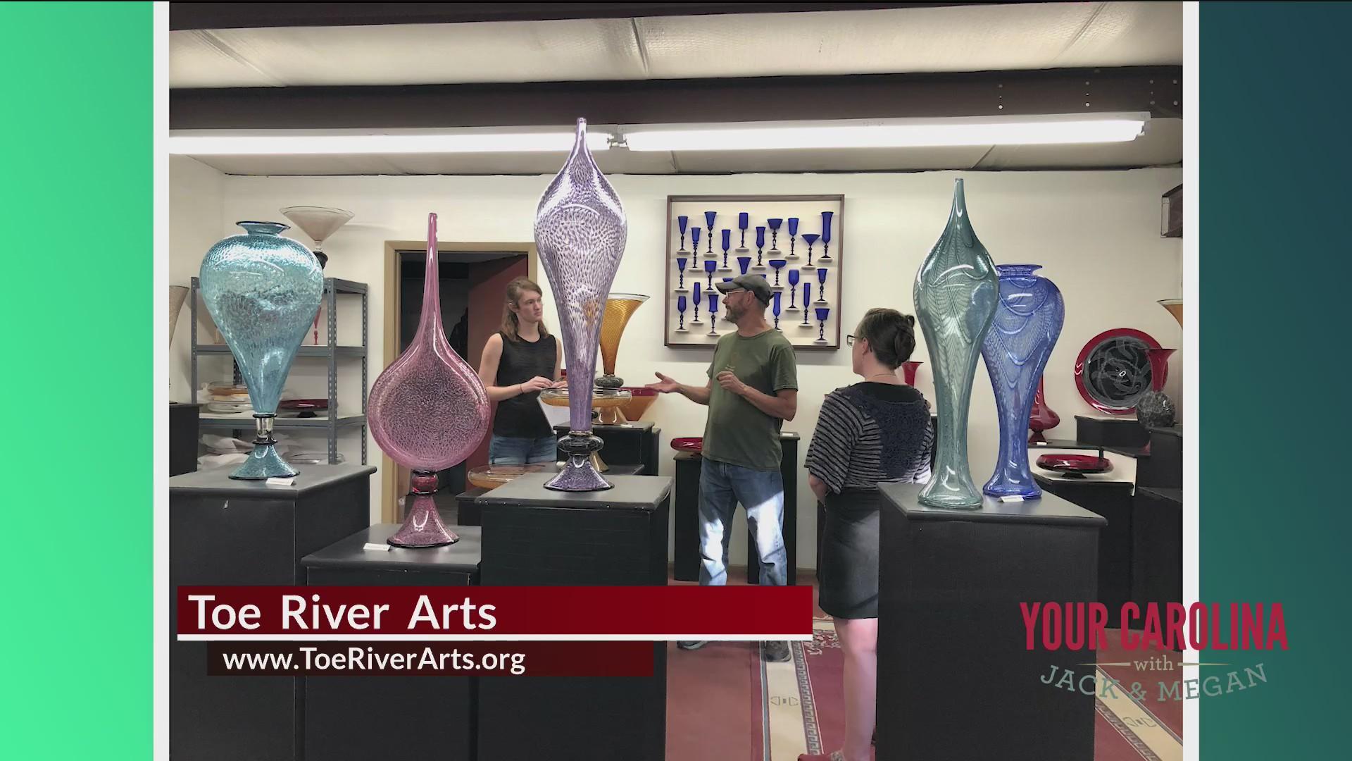 Toe River Arts Studio